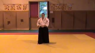 Goshindo Kan kata au sabre