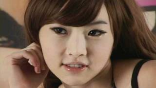 [ Korea Gravia] Racing Model Lee So-Hee (레이싱 모델 이소희 코리아그라비아)
