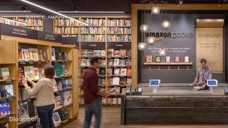 Amazon Bookstore Makes NYC Debut
