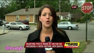 TN~mother of 4 posts fight video on facebook her & husband end up dead