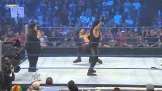 PAUL BEARER RETURNS TO WWE 2010 HD!!!! 24/09/2010