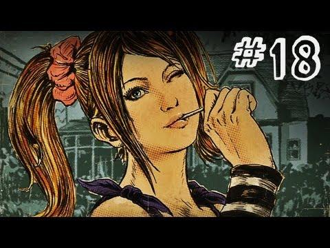 Lollipop Chainsaw - Gameplay Walkthrough - Part 18 [Stage 4] - FUNK PATROL (Xbox 360 / PS3)