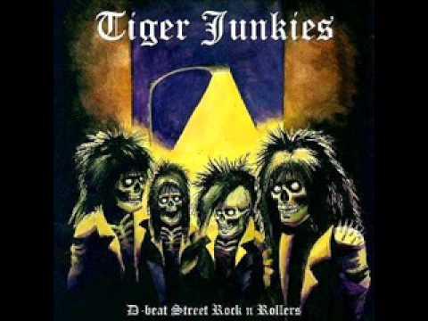 Tiger Junkies-Sex, Sex, Sex(Jpn)