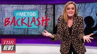 Samantha Bee Fires Back at #MeToo Critics, Addresses Aziz Ansari Accusations | THR News