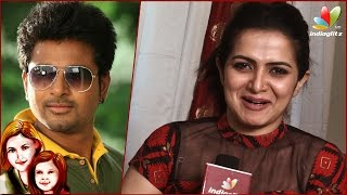 Sivakarthikeyan is the name of Victory - Dhivyadharshini (DD) | Woman's Day Special Interview