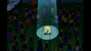 Spongebob hits the quan