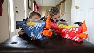 Nerf War:  The Ultimate Fort 3