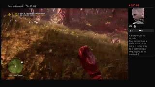 Transmissão ao vivo do PS4 de Herculis2