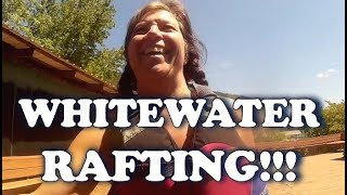 RV Living: I Go Whitewater Rafting in Tennessee!