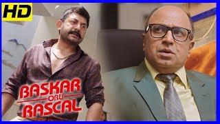 Arvind Swamy New Movie | Bhaskar Oru Rascal Best Scene | Siddique seek Amala Paul's help