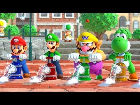 Xxx Mp4 Super Mario Party All Mini Games 3gp Sex