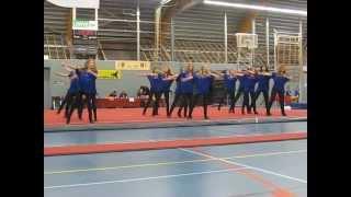 Mobilee Dance Gevorderdengroep 12-14 'Pyromania'