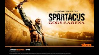 Spartacus I Have Done a Terrible Thing