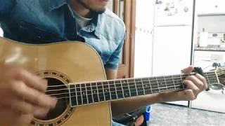 Just one touch/Solo un toque Planetshakers/Su presencia Acoustic guitar