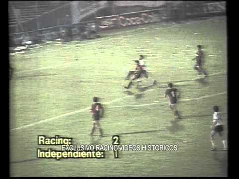 Racing Club 3 • Independiente 1 Temporada 87 88