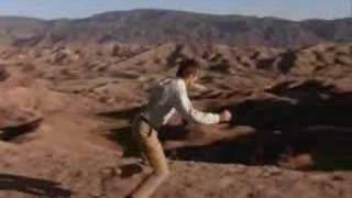 Duel Squeal scene - Dennis Weaver