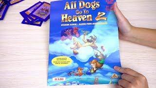 BAIO Все псы попадают в рай 2. Обзор альбома и первые наклейки