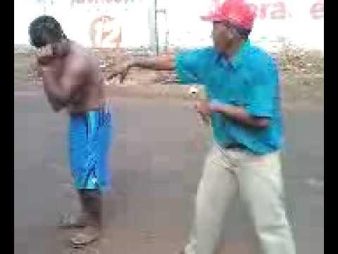 briga do bebado