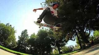 NICK TUCKER - NOLLIE LATE FLIP TRICK TIP