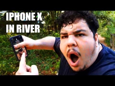 Xxx Mp4 We Found A WORKING IPhone X In A River And Returned It To The Owner 3gp Sex