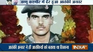 Indian Army kills Pakistani Terrorist Who Beheaded Lance Naik Hemraj | india Tv
