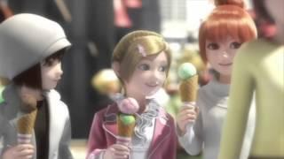 Nights Journey of Dreams Helen's Intro (2007, Sega)