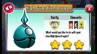 Dragon City - High Guardian Dragon: Heroic Racing 2017 [COMPLETED]