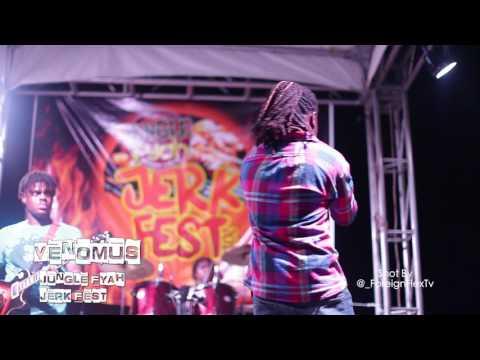 Venomus Jungle Fyah Jerk Fest