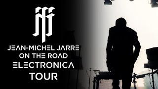 Jean-Michel Jarre Life on The Road Electronica Tour
