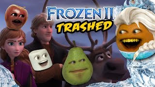 Annoying Orange - FROZEN 2 TRAILER Trashed!!