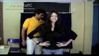 Anushka Sharma at Acting school befor Rab Ne bana di Jodi