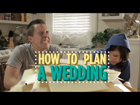 How to Plan a Wedding in 10 Steps The Honest Version