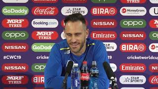 "Faf Du Plessis ""It is always a great battle – the teams are always very competitive"