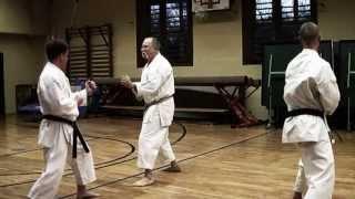 Kumite Training 1 w/ Sensei Gyula Büki, 7th Dan Shotokan Karate