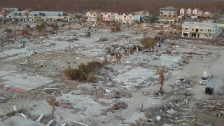 This is what Mexico Beach looks like one week after Michael hit