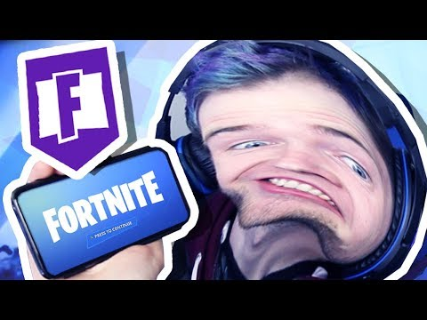Xxx Mp4 FORTNITE BATTLE ROYALE ON YOUR PHONE FIRST PLAY 3gp Sex