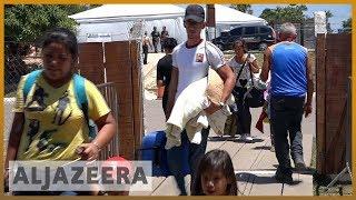 🇻🇪 🇧🇷 Venezuela crisis: More migrants cross into Brazil as aid standoff continues | Al Jazeera