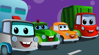 Zeek And Friends | We Are The Trucks | Cars Cartoons Video For Kids