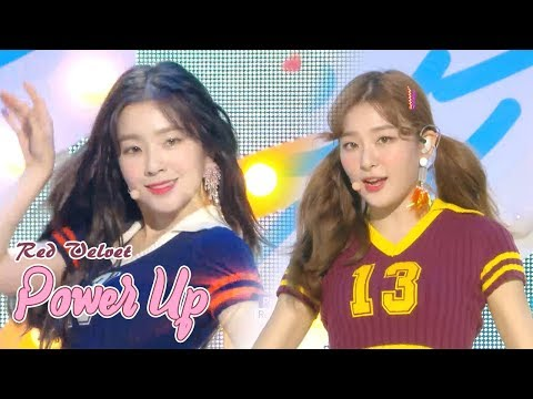 Xxx Mp4 HOT RED VELVET Power Up 레드벨벳 Power Up Music Core 20180811 3gp Sex