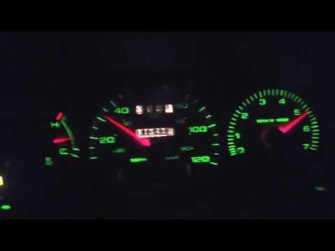 2003 Ford Taurus SEL 0-60 mph