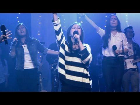 GMS WORSHIP - Nyanyi dan Bersoraklah Medley To God Be The Glory - One Worship