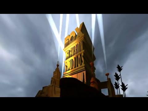 Fox Television Studios 2011 logo Blender