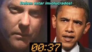 Jack Bauer Advierte a Obama (Subtitulado Español)