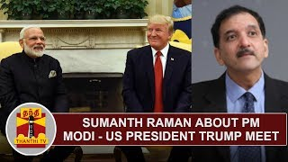 Political Analyst Sumanth C Raman about