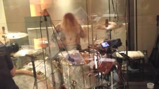 20120630 NEW ALBUM Drum Rec.mp4