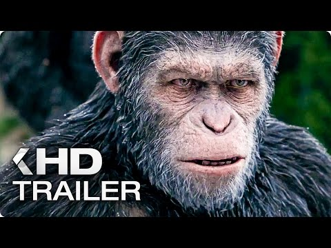 PLANET DER AFFEN 3 Trailer 4 German Deutsch (2017)