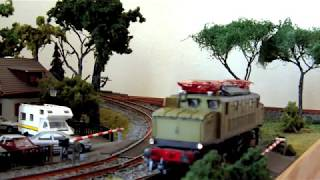 roco jugoslovanske železnice elektro lokomotiva 626 007 breda