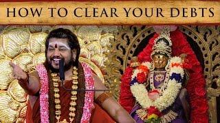 Technique for Clearing Your Money Debts and Loans - Lakshmi Puja Practice