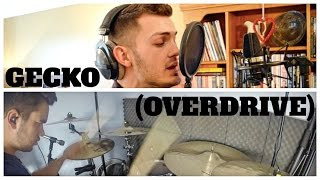 Gecko (Overdrive) - Oliver Heldens ft. Becky Hill | Cover by Jacob Wellfair and Olly Tandon