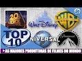 👋👋TOP 10: As Maiores Produtoras de Filmes do Mundo